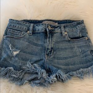 JUST USA Jean Shorts Low Rise